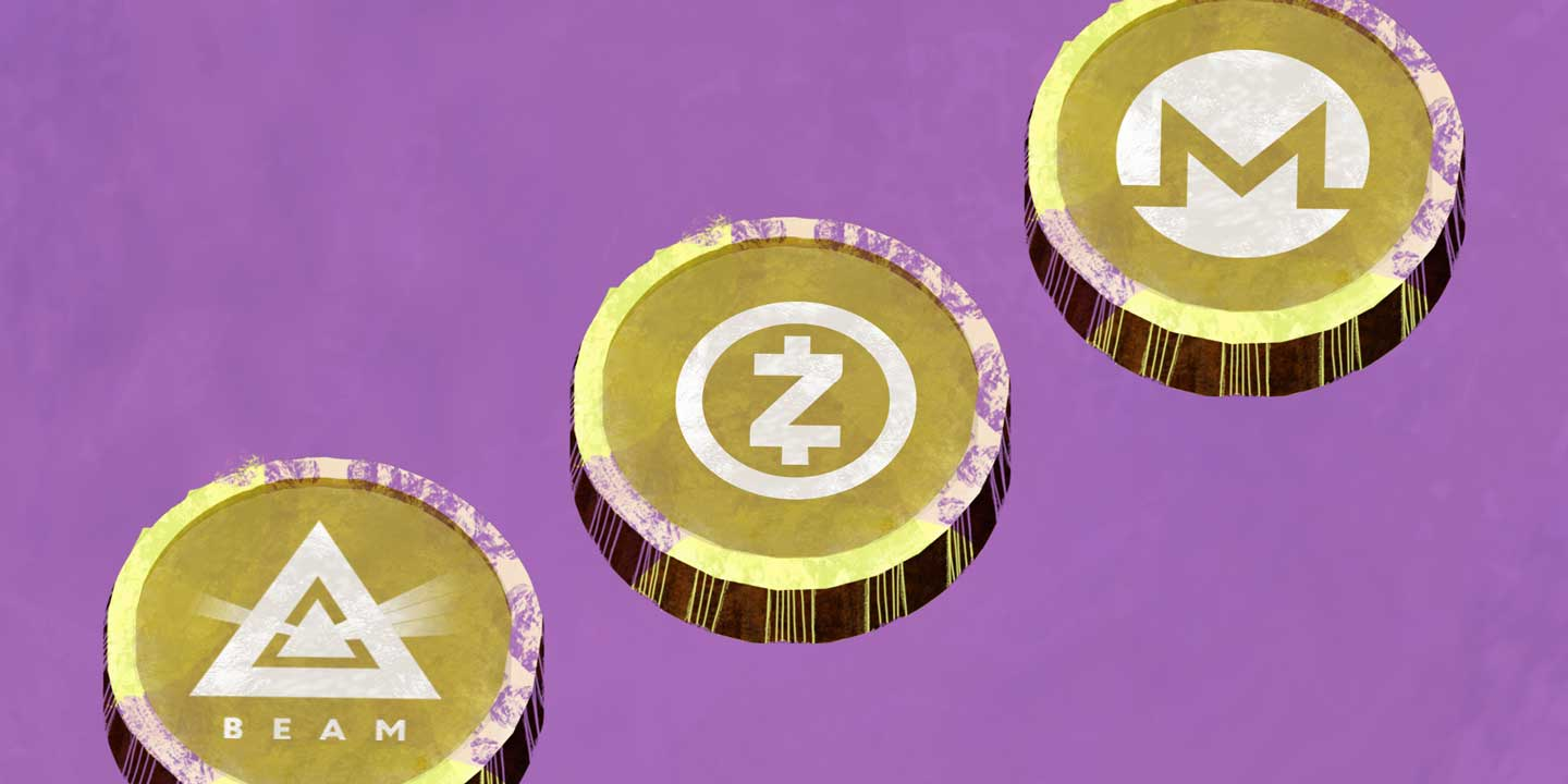 Comparison: ZCash, Monero and BEAM