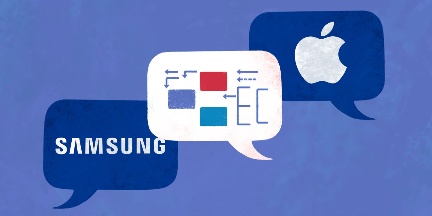 Opinions: What Apple and Samsung Think About Crypto