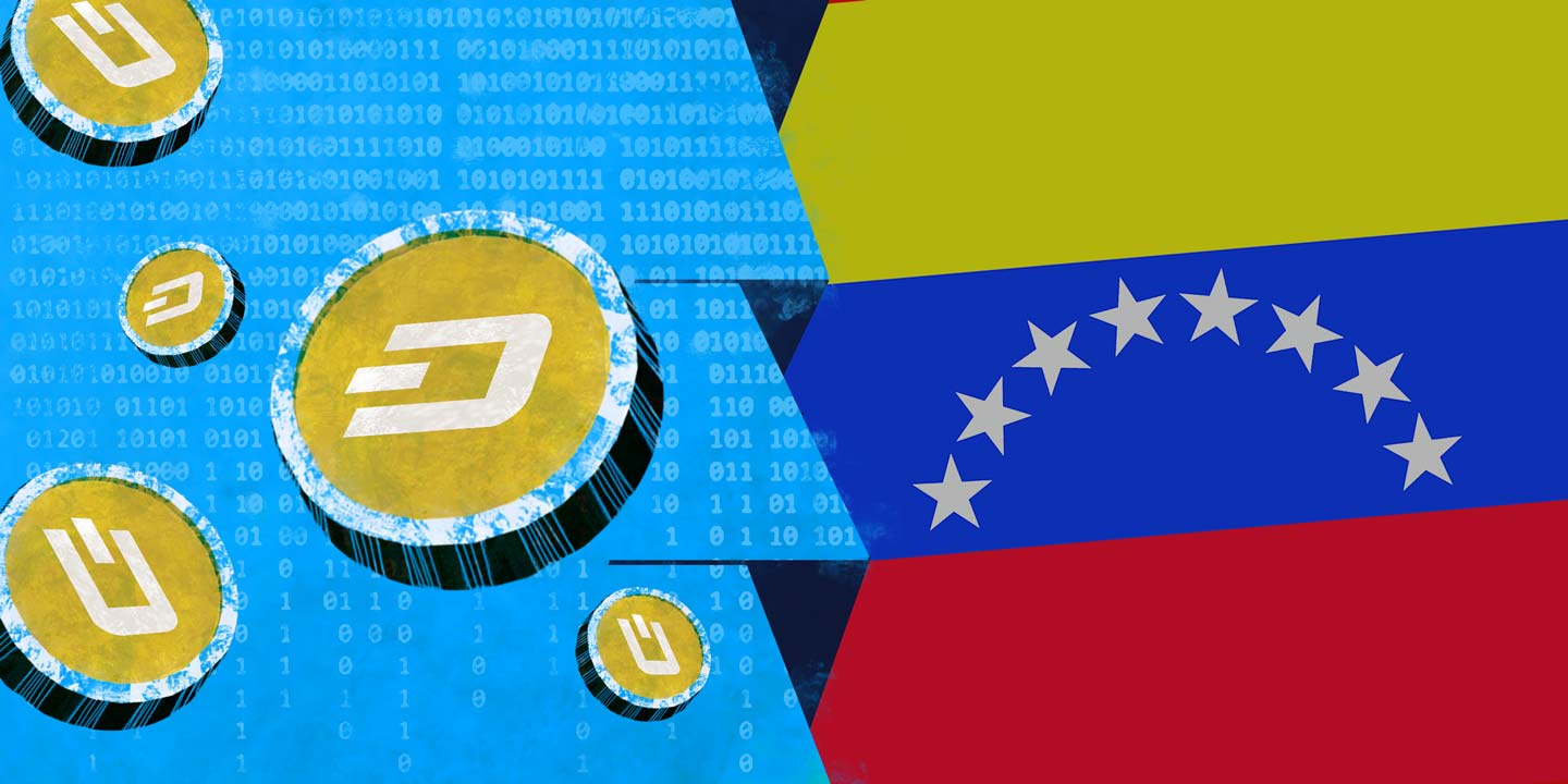 Venezuela: Citizens Huddle to Dash Cryptocurrency