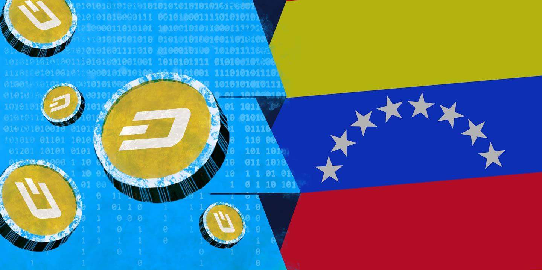 Venezuela: Citizens Huddle to Dash Cryptocurrency