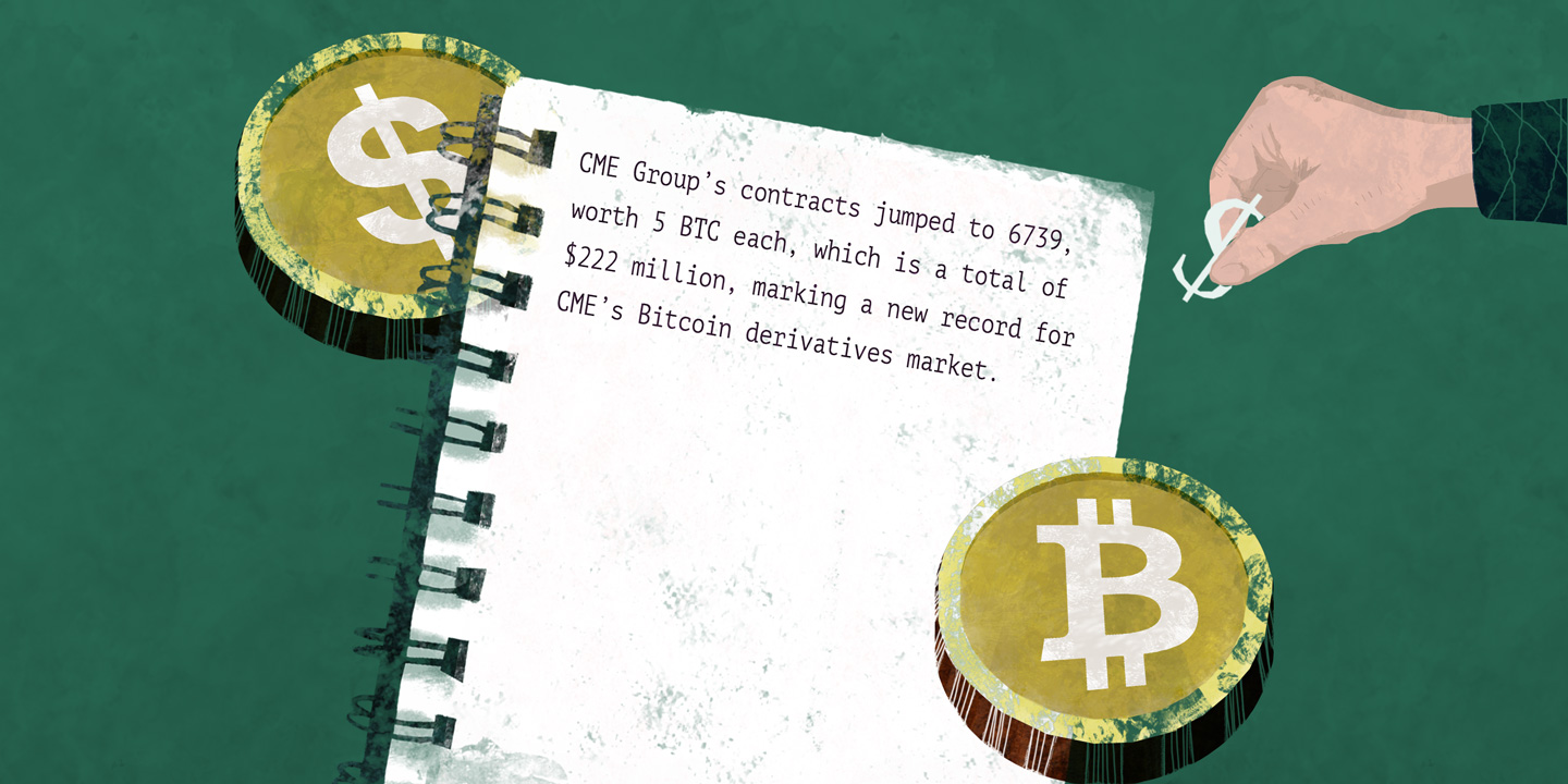 The number of Bitcoin-based futures contracts can't stop growing