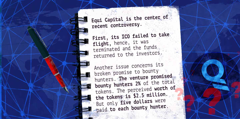 Wozniak Joins Controversial Equi Capital