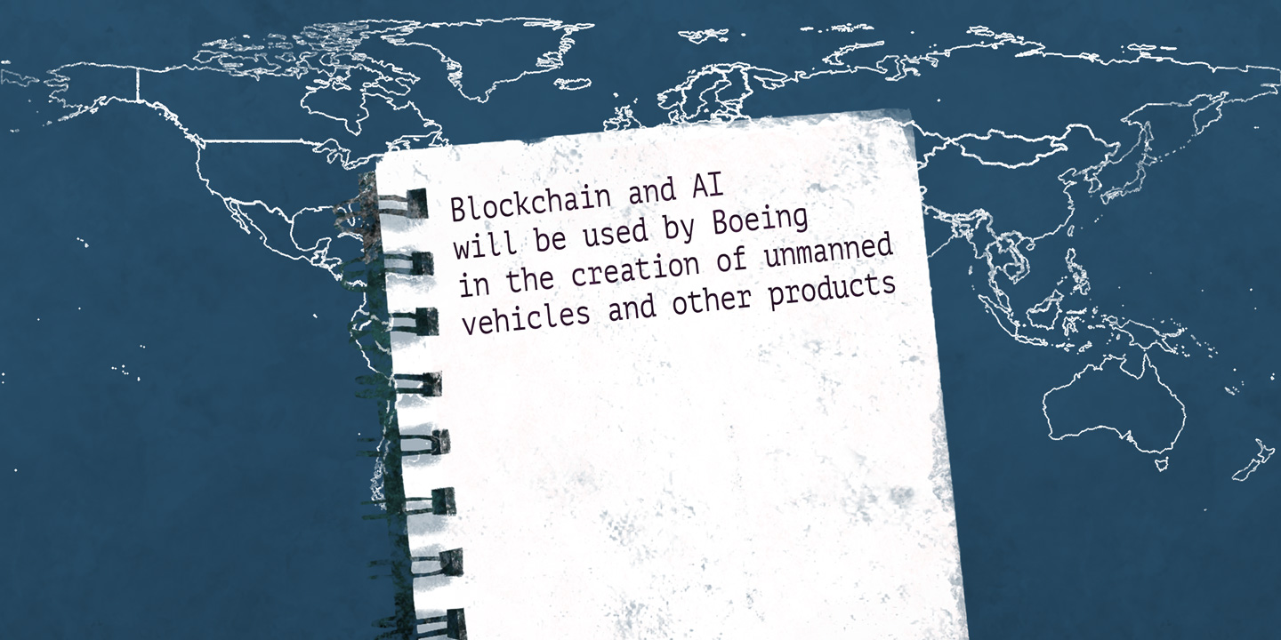 Have you heard about pilotless vehicles on blockchain?