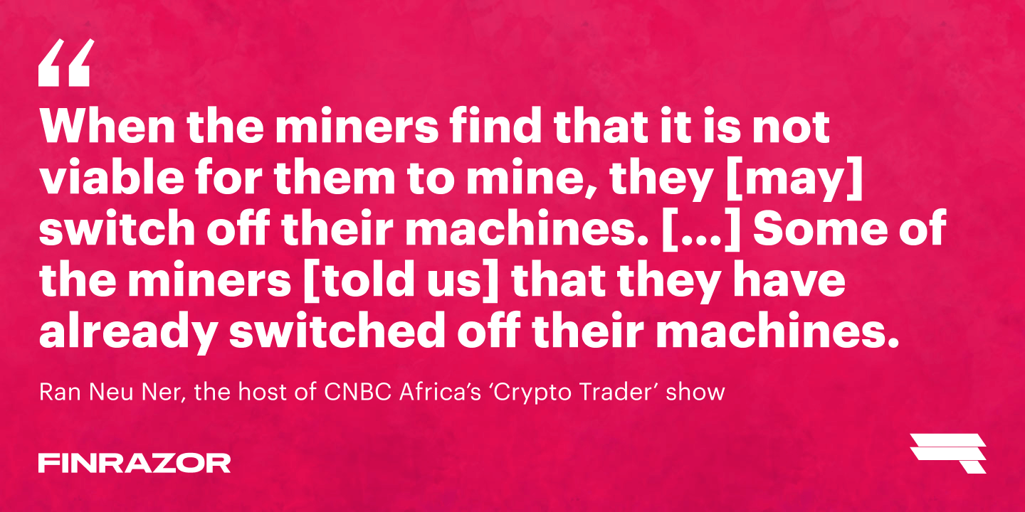 Is the era of mining hardware coming to an end?