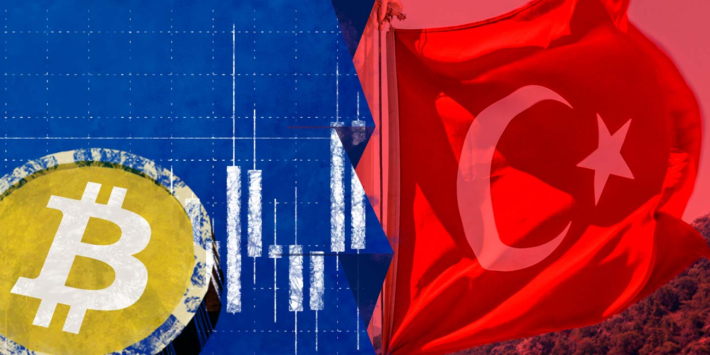 Economic Turmoil in Turkey Raises Bitcoin Value