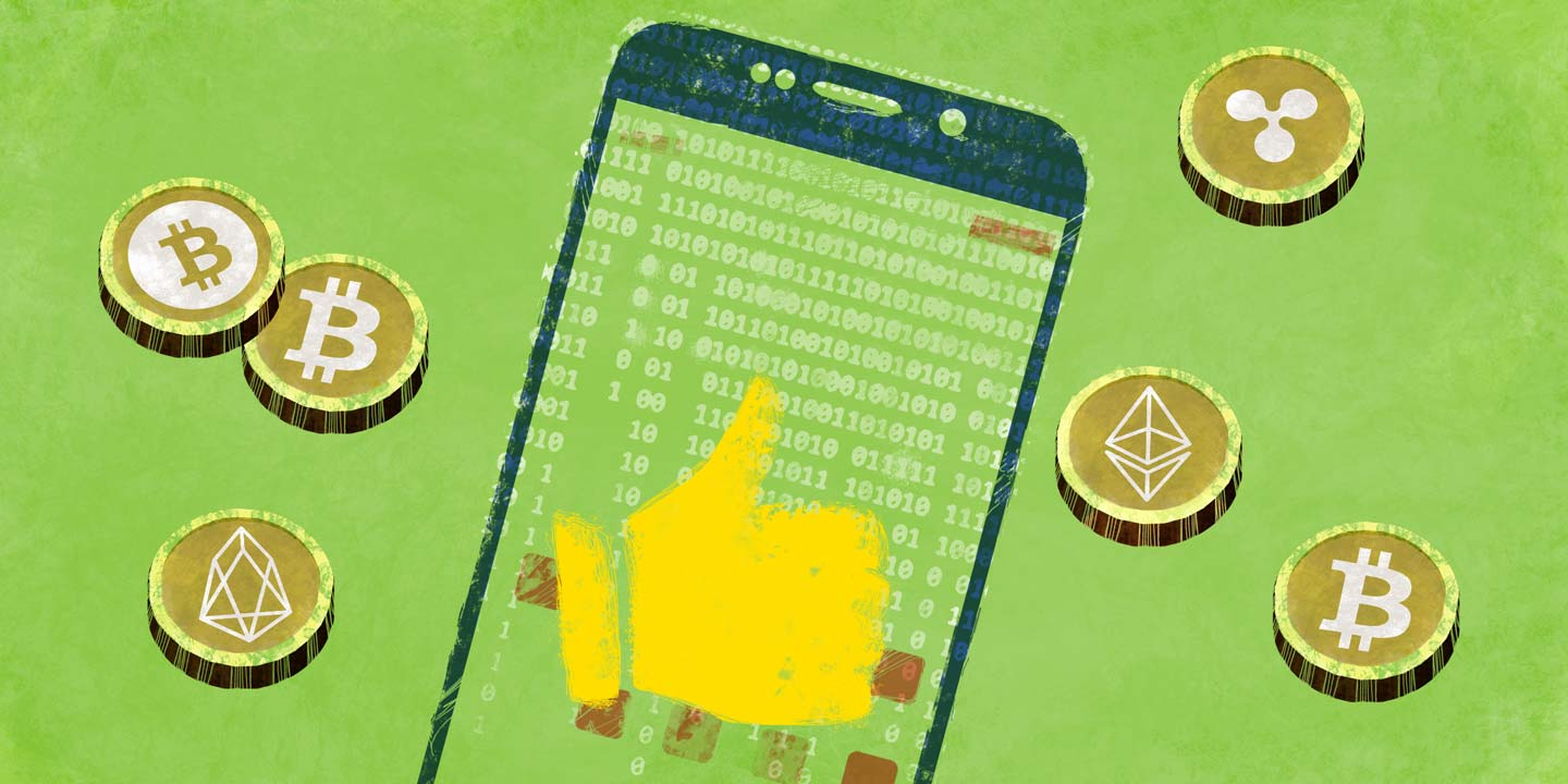 Crypto wallets will be incorporated in smartphones, like it or not