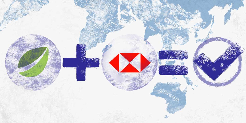 HSBC New Bitfinex Partner