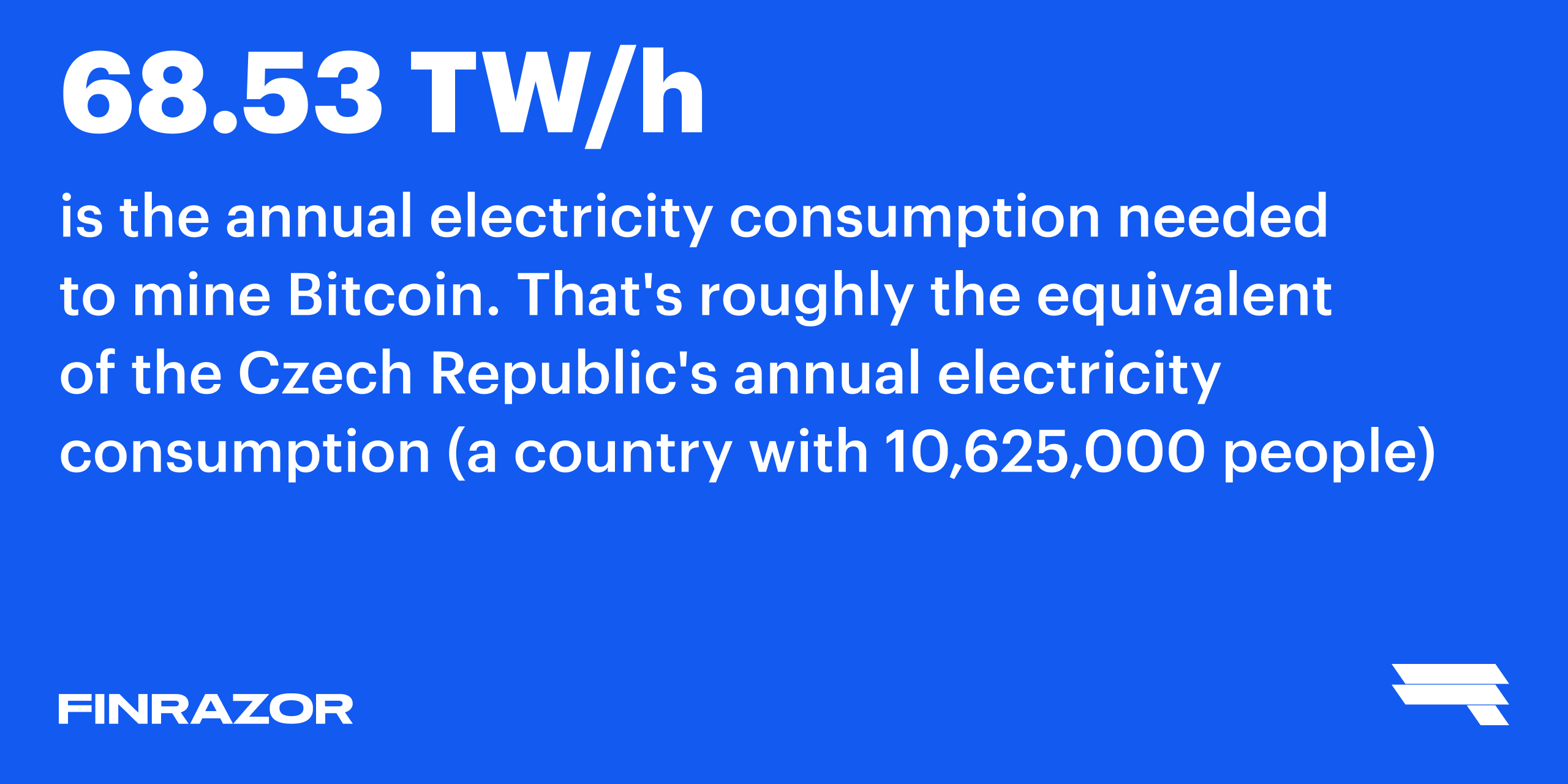 How much energy does Bitcoin mining really use?